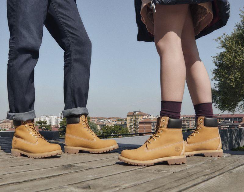 Offrez les boots iconiques Timberland 6-inch à un de vos proches et faites plaisir à coup sûr.