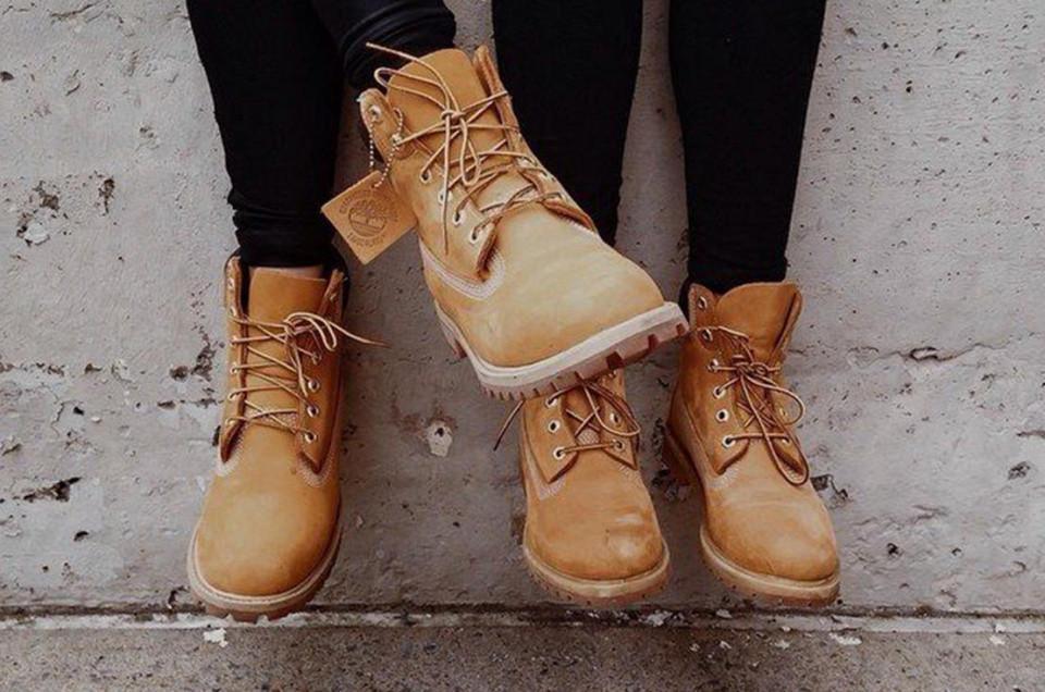 Les boots Timberland pour toute la famille !