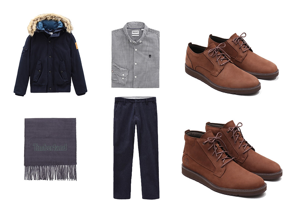 Craquez pour ce look casual chic Timberland