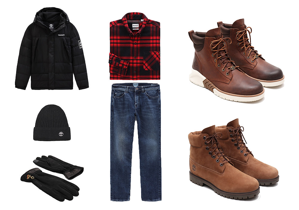 Appropriez vous ce look workwear Timberland