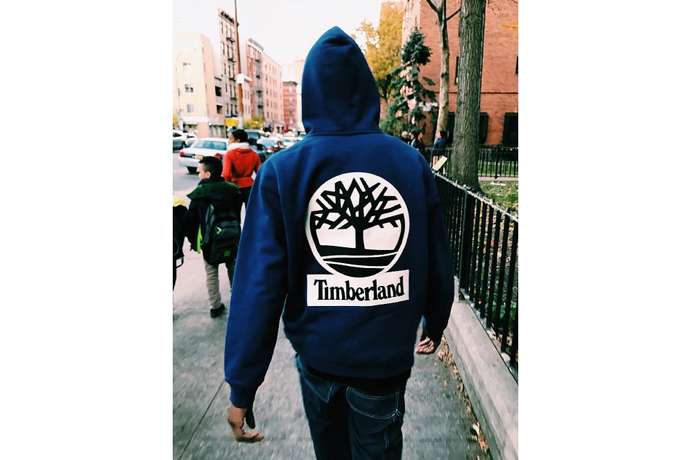Timberland a collaboré plusieurs fois avec la marque suprême sur plusieurs modèles