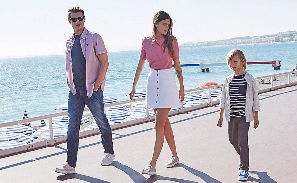 Profitez en famille d'un été à Nantes et découvrez les styles Timberland qui s'offrent à vous