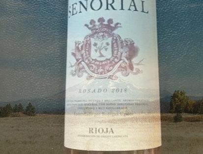 Rioja Rosado Señorial