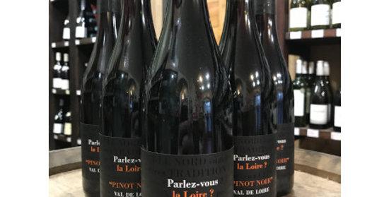 Parlez Vous Pinot Noir