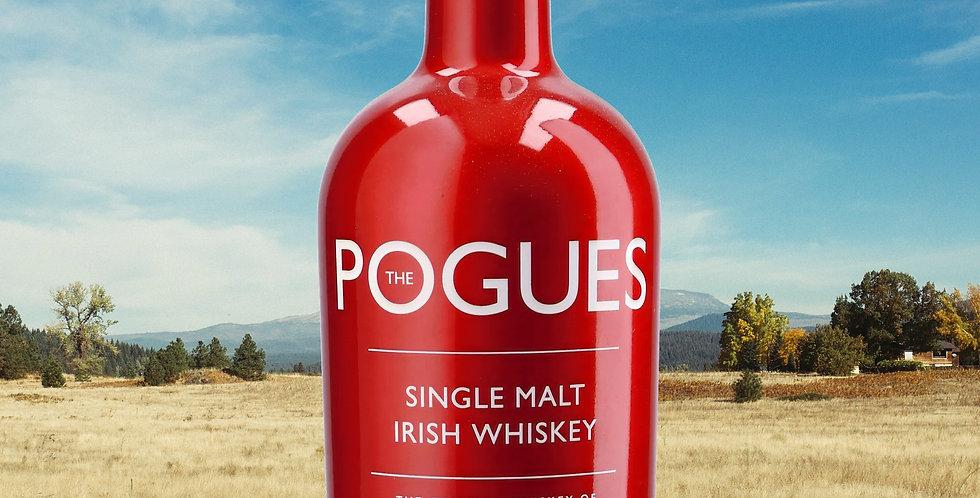 Pogues Irish Single Malt Irish Whisky