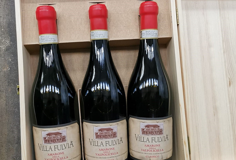 Villa Fulvia Amarone Della Valpolicella Classico