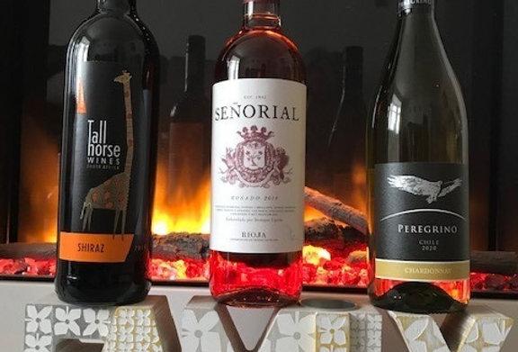 Special World Wine Trio Delight