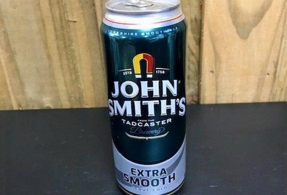 John Smiths x 12 Extra Smooth