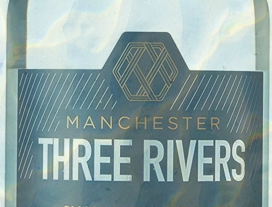 Manchester 3 Rivers Gin