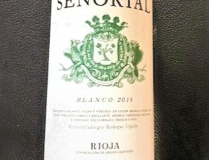 Rioja Blanco Señorial