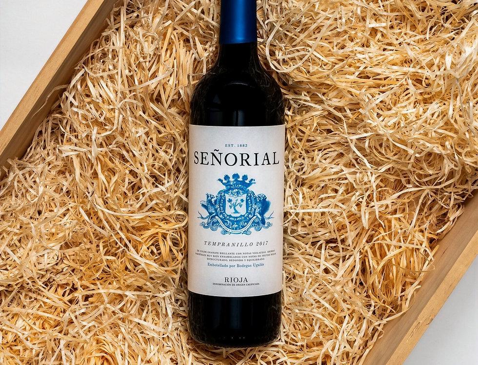 Senorial Rioja Tempranillo