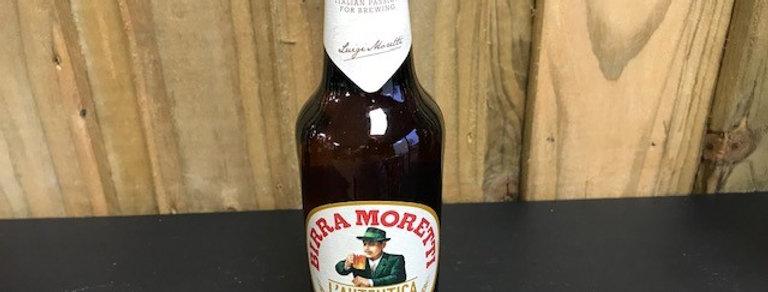 Birra Moretti x 12