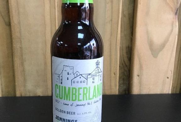 Jennings Cumberland Ale x 8