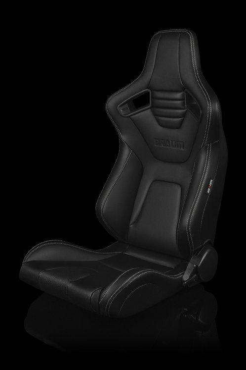 ELITE-X SERIES RACING SEATS (RED STITCHING | VERSION 2) – PAIR