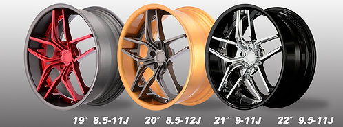 D2 FORGED WHEELS HLS
