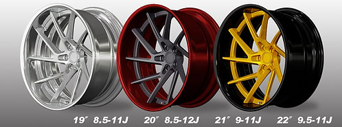 D2 FORGED WHEELS HS