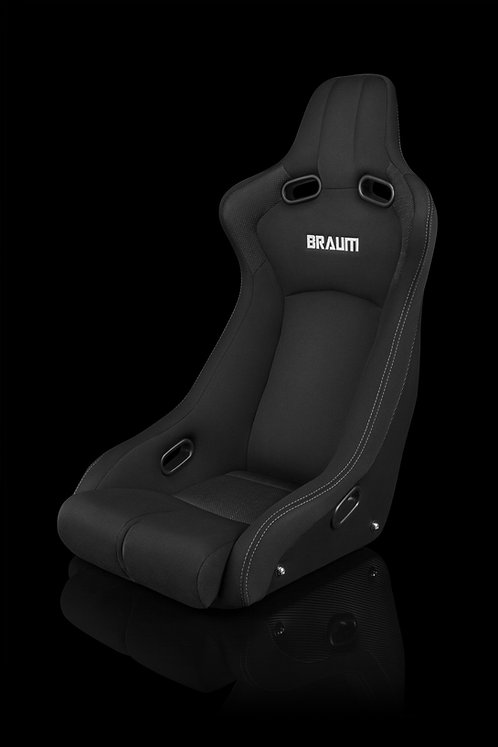 VENOM-R FIXED BACK BUCKET SEAT [BLACK]