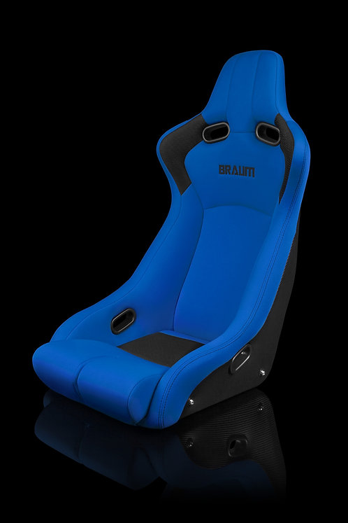 VENOM-R FIXED BACK BUCKET SEAT [BLUE]