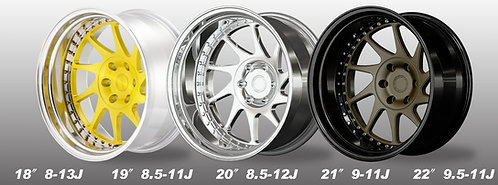 D2 FORGED WHEELS HH