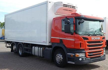Samochód-ciężarowy-kontener-lub-izote