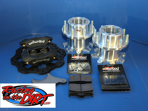 RITD 14 Bolt Aluminum Hub Kit