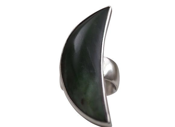 Marama Pounamu Ring