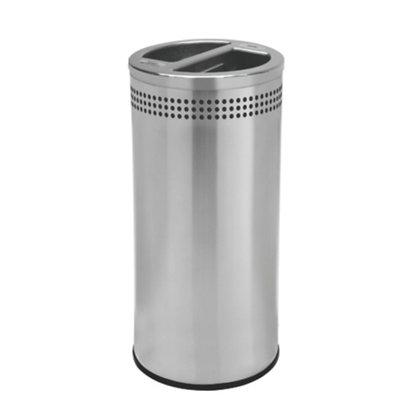 Waste & Recyle Bin Double Divide_Devan