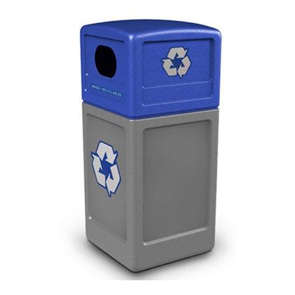 Recycle Bin Dome 42-Gallon_Davis