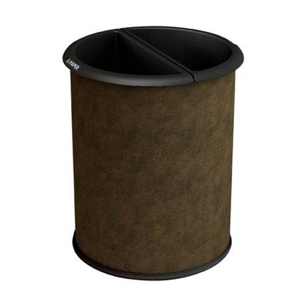 Waste & Recycle Bin Double Divide_Wyatt
