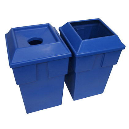Waste & Recycle Bin 30 Gallon_Tommy