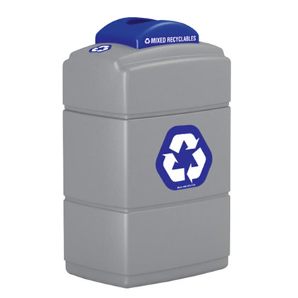 Recycle Bin 40 Gallon_Robert
