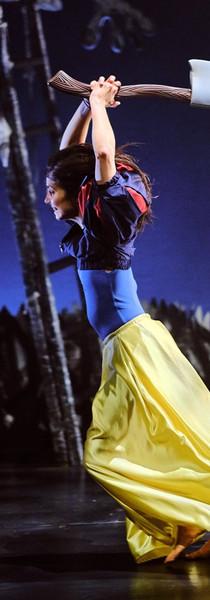 The Lost Happy Endings, balletLorent