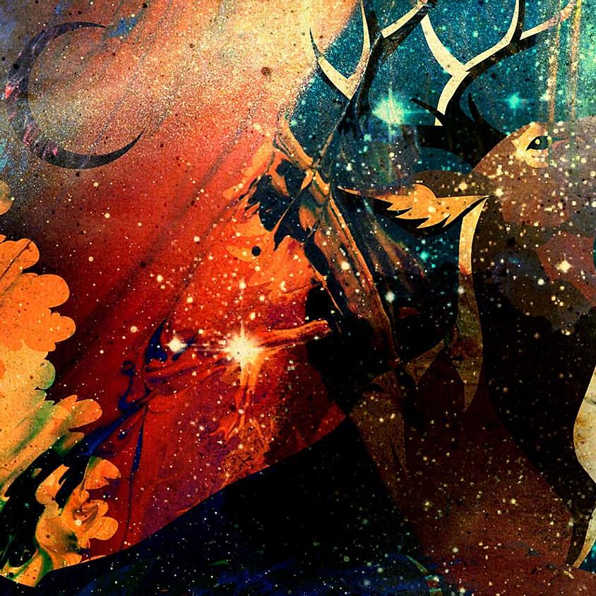 Meeting the Gods: Antlered Gods