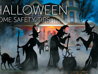 Keep Your Home Safe for Halloween