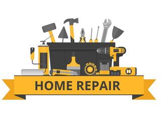 Home Repairs? Make a List
