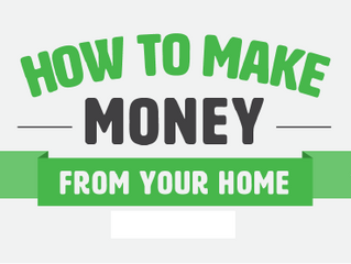 Three Ways Your Home Can Make You Money
