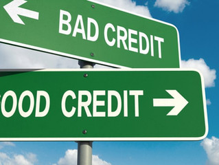 Tips to cleaning up your credit