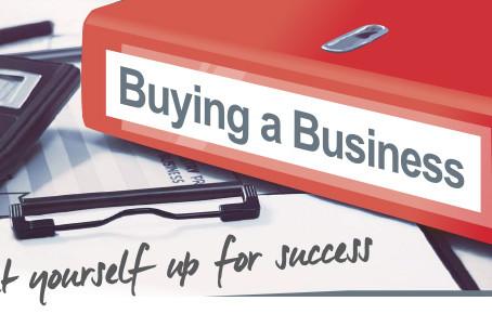 Buying a Business - Tina Zawila