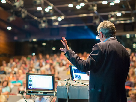 Making the most of your Business Conference - Steve Marsten