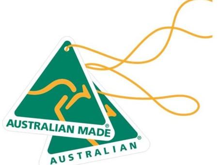 Aussie Aussie Aussie!