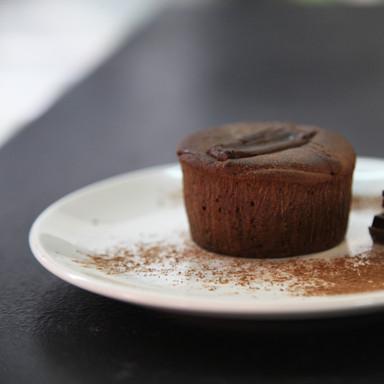 Fondant au Chocolat Maison