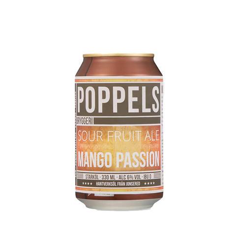 Poppels Mango Passion Sour