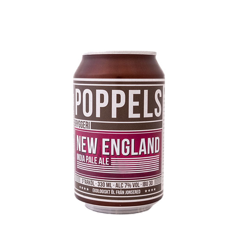 Poppels New England Pale