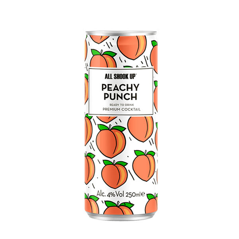 All Shook Up Peachy Punch