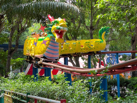 親子連れで楽しめるテーマパーク Dam Sen Park