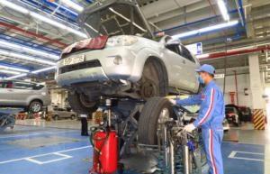 トヨタ車の販売モデルと、定期点検について、日本との違いについて。