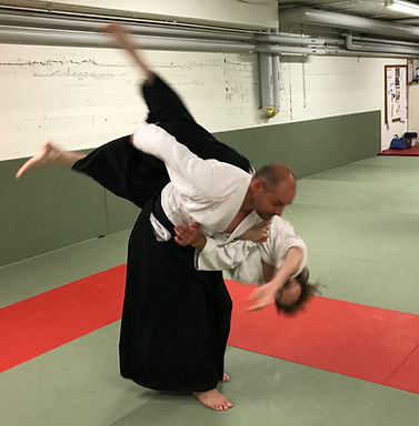 Aikido Kaiten Nurmijärvi