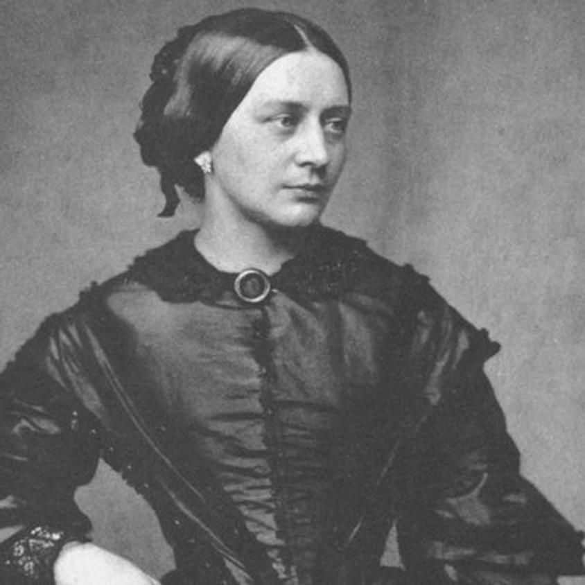 """KONZERT Clara Schumann-Wieck """"Meine Kunst lasse ich nicht liegen, ich müßte mir ewige Vorwürfe machen!""""  (1)"""