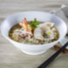 Seafood Rice Porridge