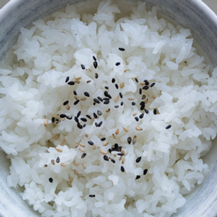 Steamed Japonica Rice